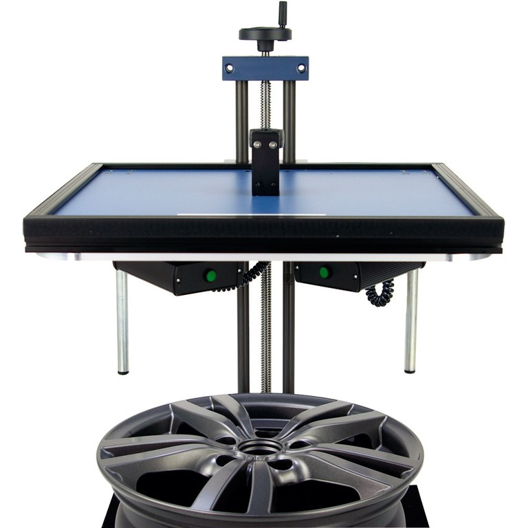 Auswertesystem QUANTIZ® Light zur Oberflächen-Analyse Detail