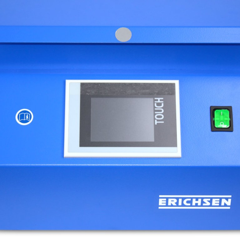 Lackschleuder Modell 334 Touch-Panel