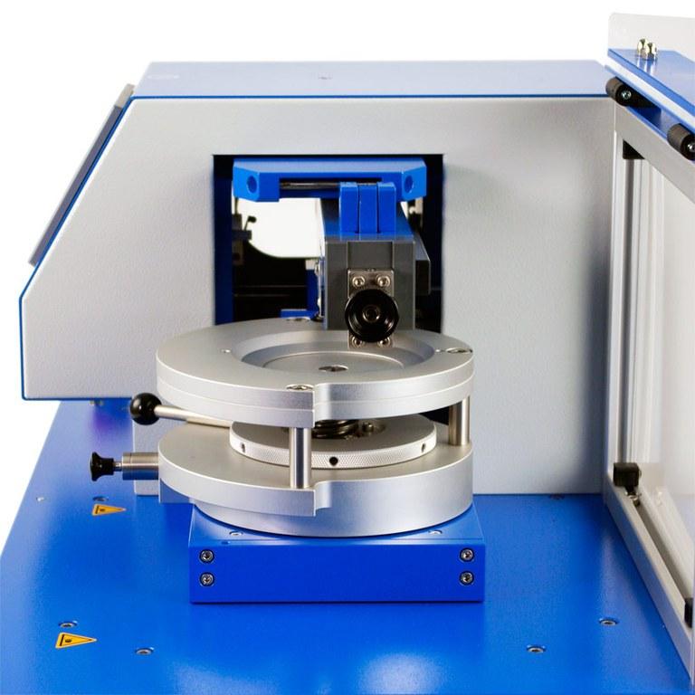 automatisches Gitterschnittgerät SCRATCH HARDNESS TESTER 430 P-I-Smart Detail Tisch