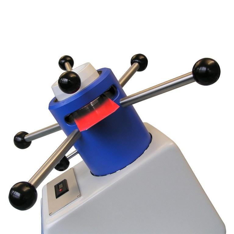 Modell 200 Farben- und Lackprüfmaschine Detail