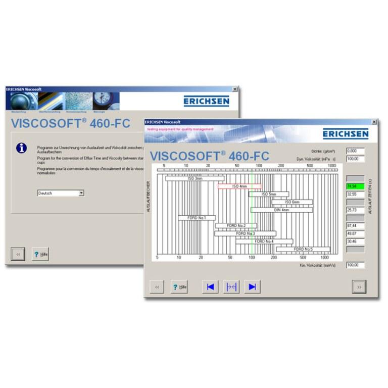 Software VISCOSOFT