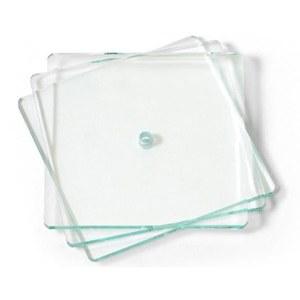 Kontrollabreibtafeln S-31 aus Glas