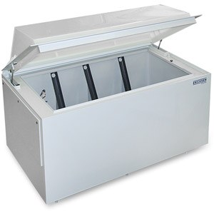 Test chamber, rectangular with 1000 l test chamber volume