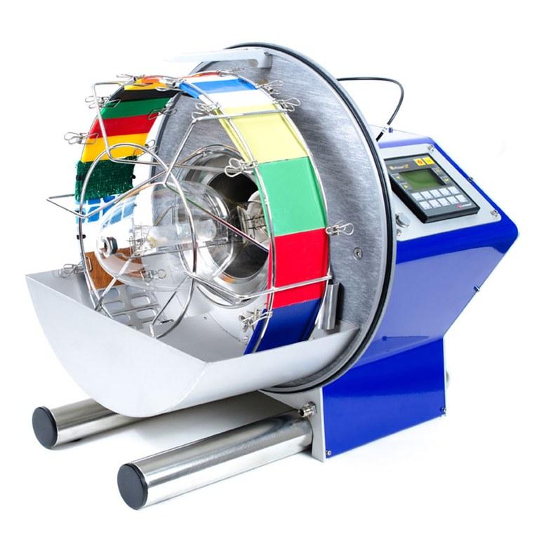 Accelerated Weathering Instrument BANDOL WHEEL® 532 / I Sample