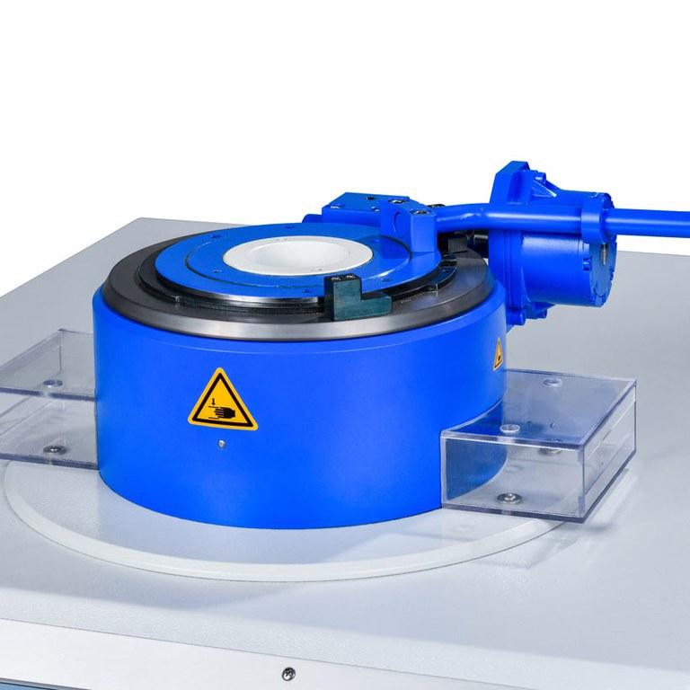 Universal sheet metal testing machine Model 142-20 Basic cylinder