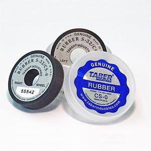 Rubber-wheels S-32, per pair
