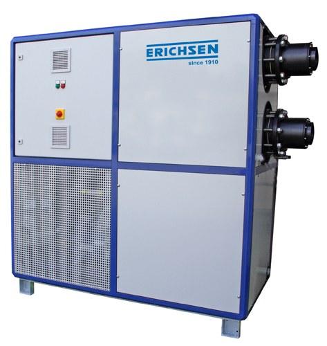 Compact Air Condition Unit for 400 l version