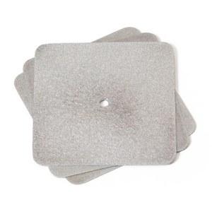 Specimen plates of Aluminium S-18