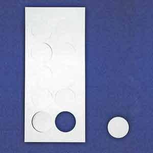 Paper discs 26 mm diameter