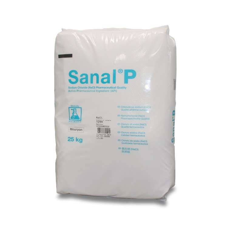 Special Salt Sanal® P 607 (1 bag á 25 kg)