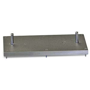 Abrasive Pad Holder Plate (without pad)