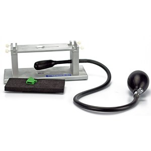 Specimen platform for fixation/measurement of small parts