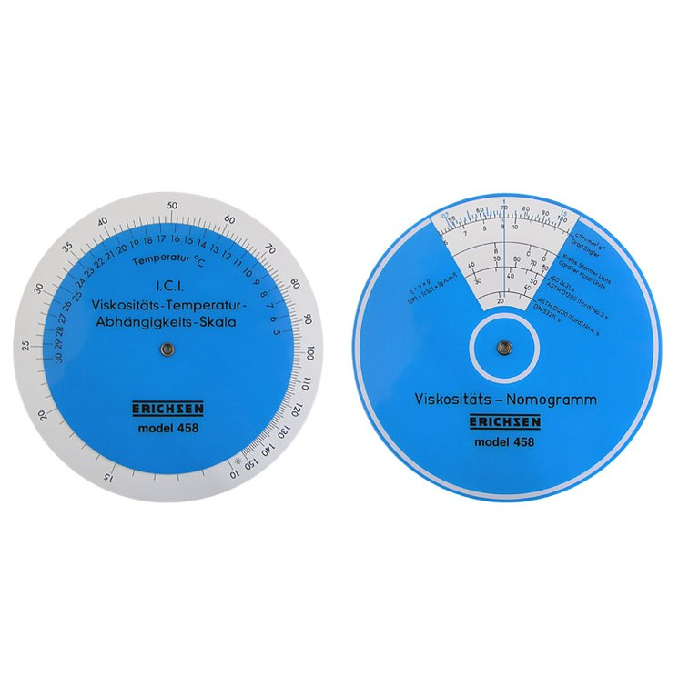 Viscosity Scale, Model 458